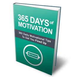 Motivation tips ebook