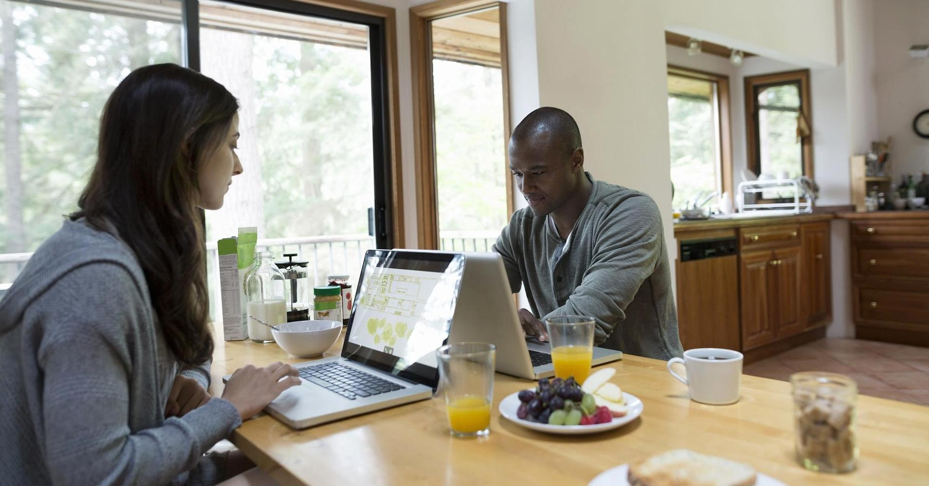 Why working from home is becoming increasingly popular